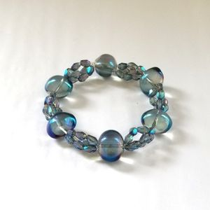 Handmade Fashion Glass Bead Bracelet